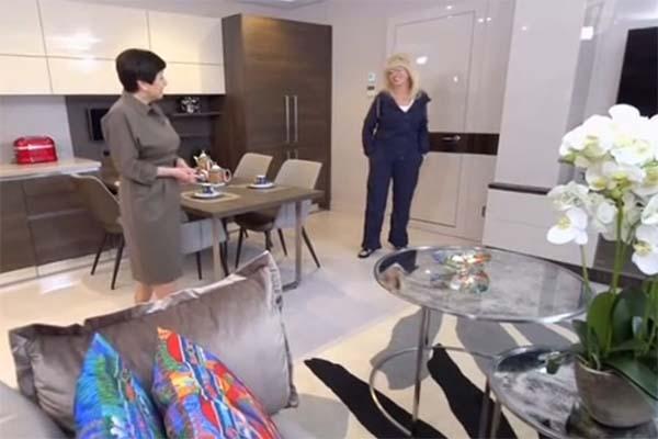 Ирина Аллегрова с шиком обустроила загородный дом
