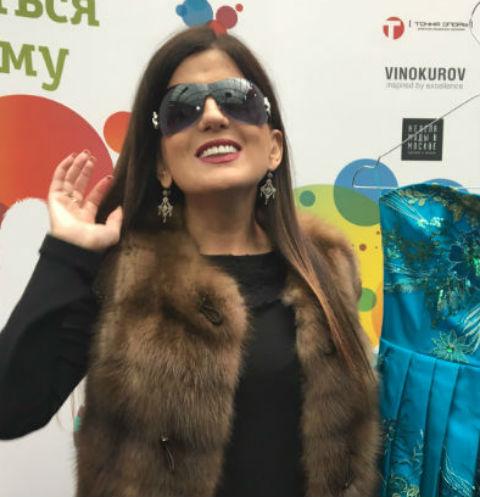 Диана Гурцкая часто допрашивает сына
