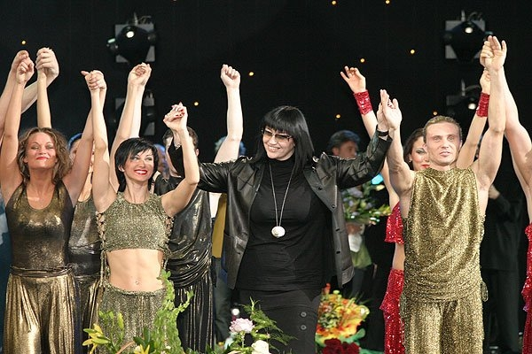 Шоу-балет TODES отпразднует 30-летний Юбилей в Кремле