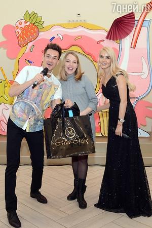 Чехова, Стоцкая и Хилькевич вместе выбирают подарки для своих детей