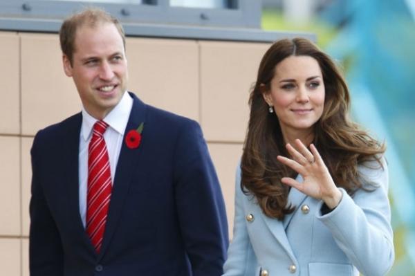 Герцогиня Кэтрин в ярости из-за поведения принца Уильяма на горном курорте