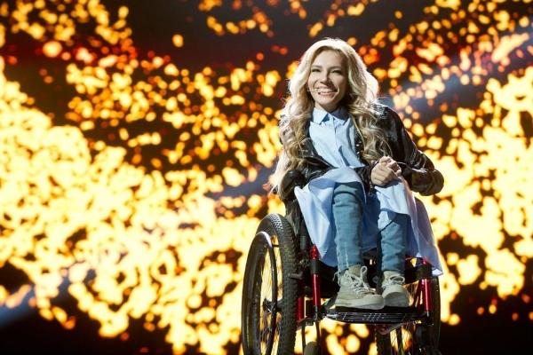 Юлия Самойлова не сможет выступить на «Евровидении-2017»