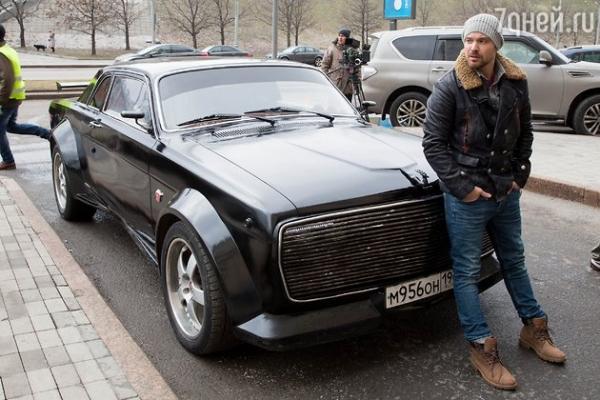 Алексей Чадов получил единственный в своем роде автомобиль