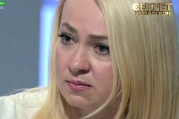 Яна Рудковская: «Батурин сказал, что хочет видеть детей»