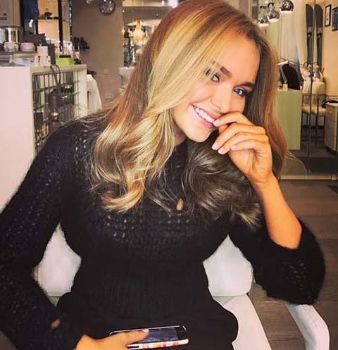 Стешу Маликову обругали за яркий макияж