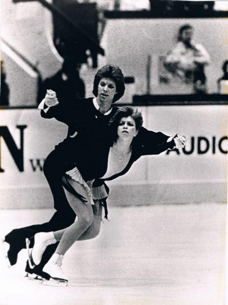 Наталья Бестемьянова и Андрей Букин отметят 40 лет на льду