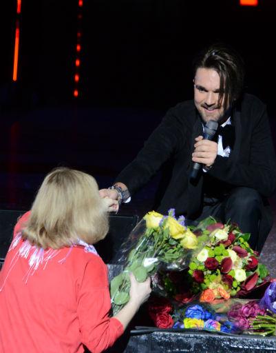 Александр Панайотов: «Если меня выберут, с удовольствием поеду на «Евровидение»