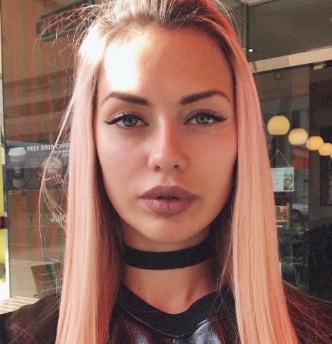 Виктория Боня экспериментирует с внешностью после расставания с супругом