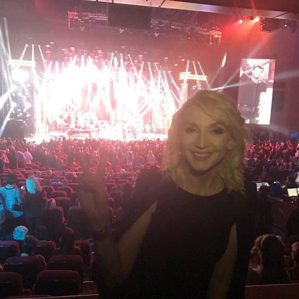 В Киеве отменили концерт Кристины Орбакайте
