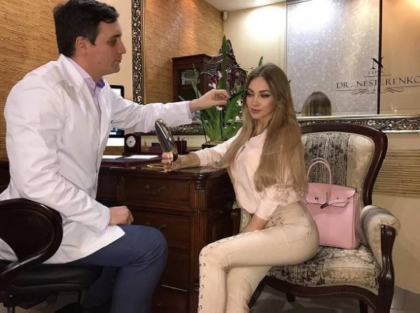 Евгения Феофилактова намерена сделать ещё одну пластику