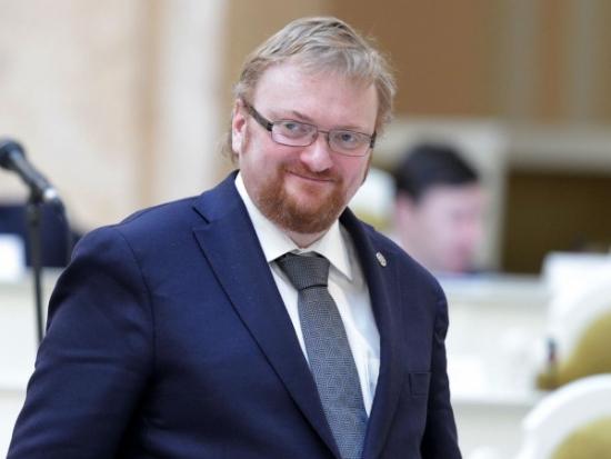 Виталий Милонов требует снова проверить «Красавицу и чудовище» на гей-пропаганду
