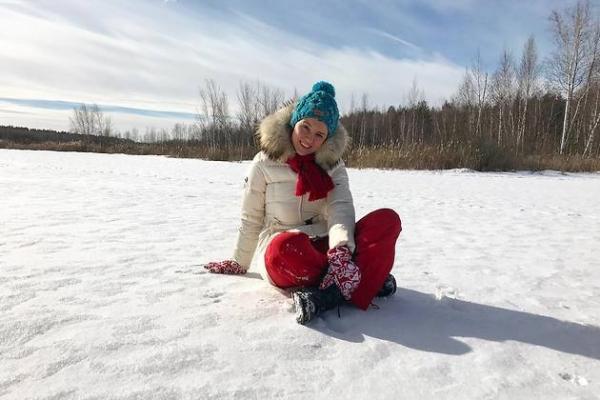 Ксения Алферова поделилась семейной традицией