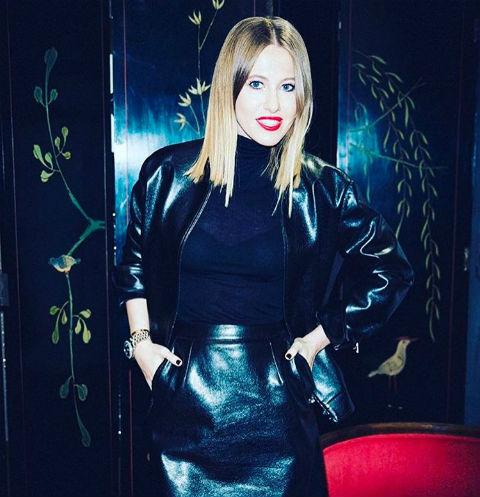 Ксения Собчак высказалась о возможном будущем Марии Максаковой