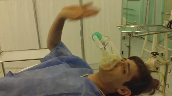 Александр Шепc шокировал кадрами с операционного стола
