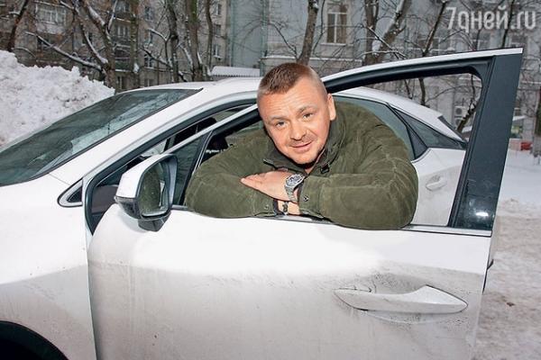 Владимир Сычев: «В пробках играю в нарды»