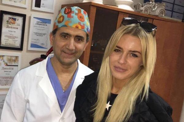 Скандальная звезда «Дома-2» Кристина Лясковец легла под нож хирурга