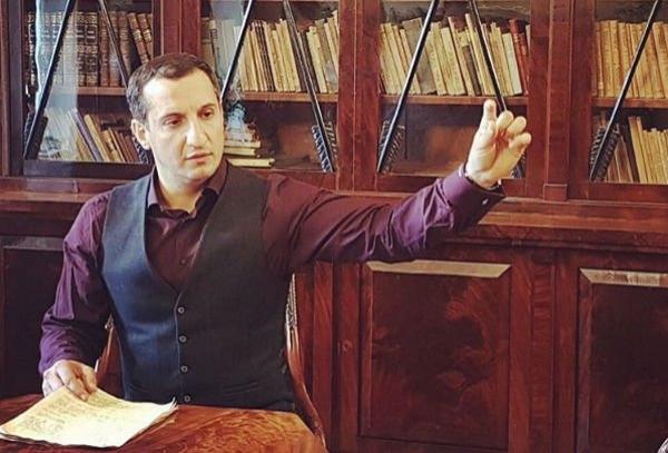Арарат Кещян показал свою дочку