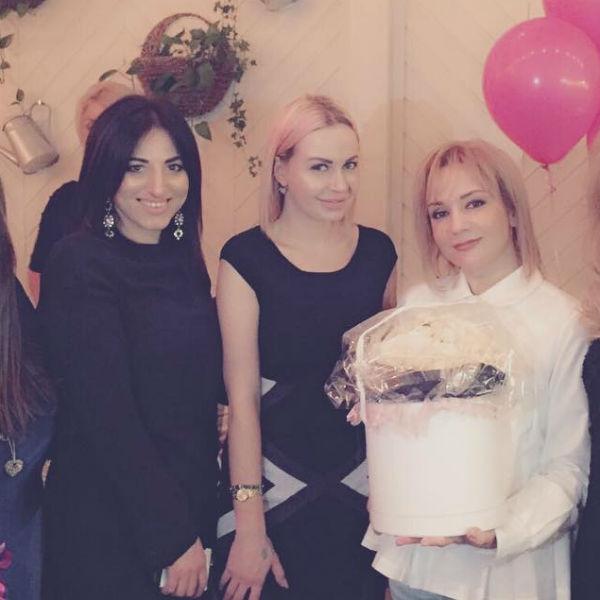 Татьяна Буланова с размахом отметила день рождения в клубе