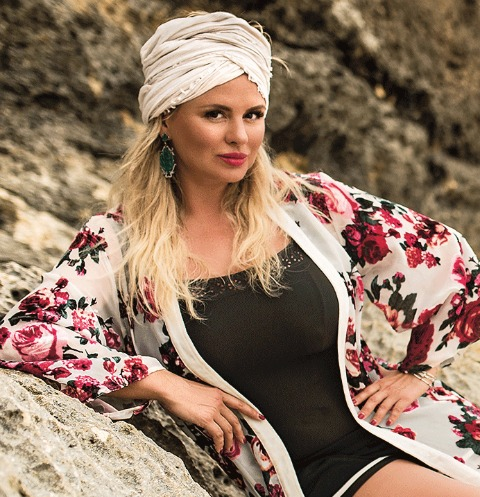Анна Семенович помогла клиентке найти любовь