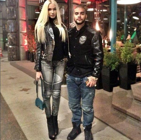 Тимати вновь переметнулся к Алене Шишковой