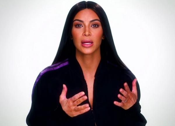 Ким Кардашьян впервые рассказала подробности парижского ограбления
