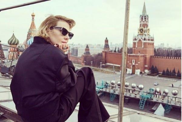 Рената Литвинова раскрыла секрет своей внешности