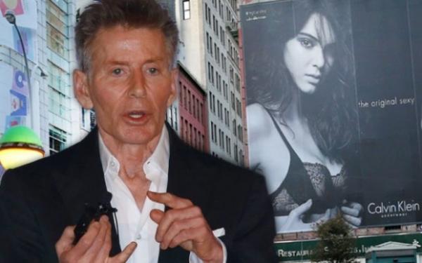 74-летний Кельвин Кляйн завел роман с молодым манекенщиком