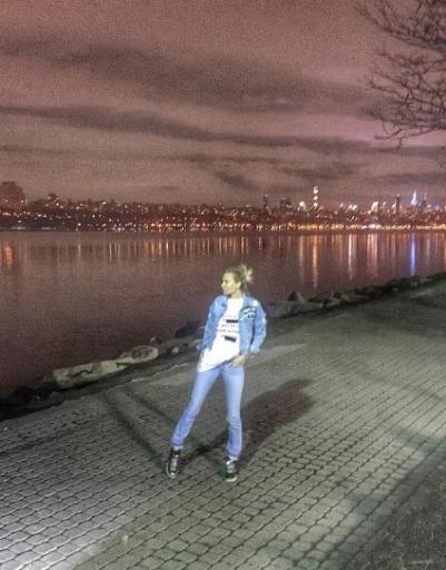 Элина Камирен поселилась в Нью-Йорке ради Дональда Трампа