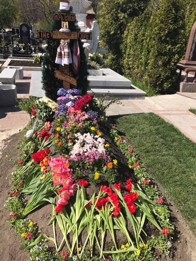 Мария Максакова поделилась болью после смерти мужа