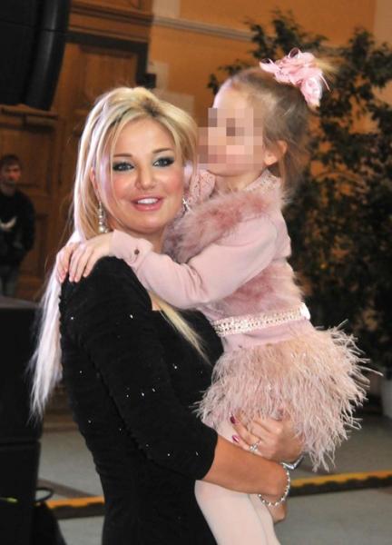 Мария Максакова пропустила праздник дочери