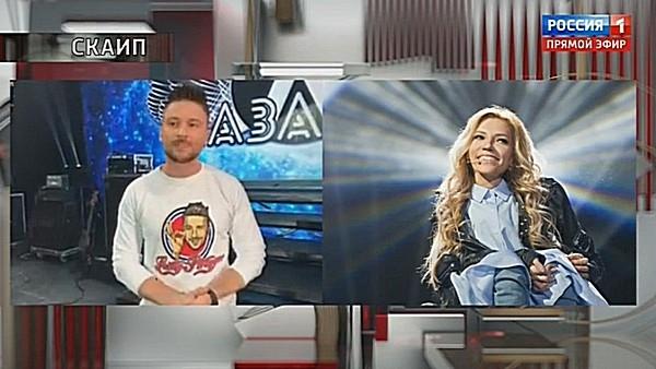 Сергей Лазарев переживает за судьбу Юлии Самойловой
