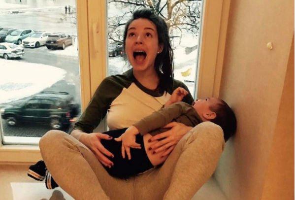 Татьяна Лютаева ответила на вопрос о беременности дочери