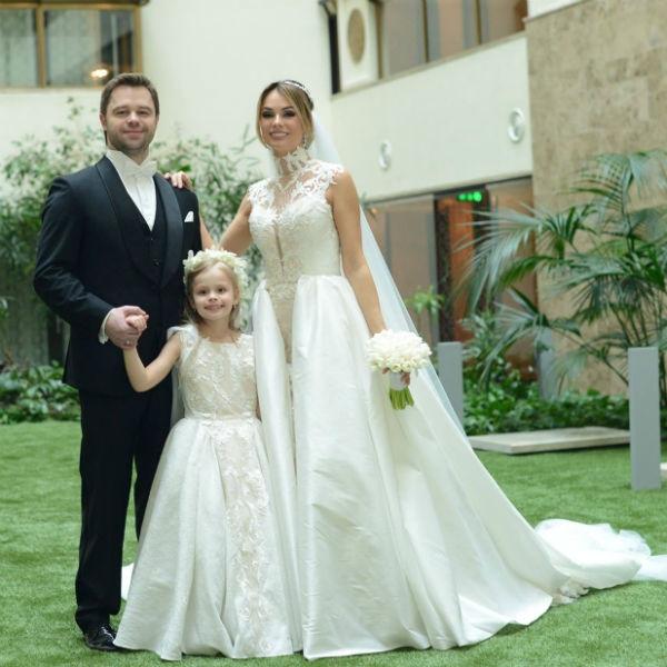 Виталий Гогунский закатил роскошную свадьбу. ФОТО. ВИДЕО