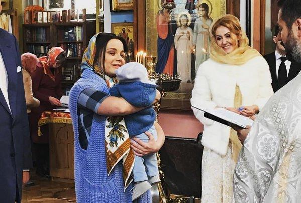 Наташа Королева снова примеряет на себе роль мамы