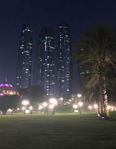 Маша Вебер раскрепостилась в Арабских Эмиратах