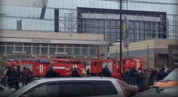 Звезда Дом-2 стара первой, кто показал видео взрыва в метро Санкт-Петербурга