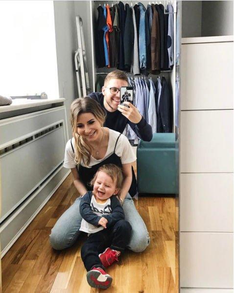 Галина Юдашкина показала редкий снимок своего сына