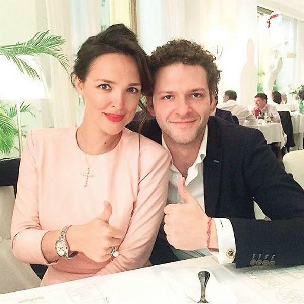 Константин Крюков: «Жена все время бросает мне вызовы»