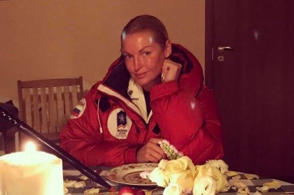 Анастасия Волочкова переживает финансовые трудности из-за бывшего мужа
