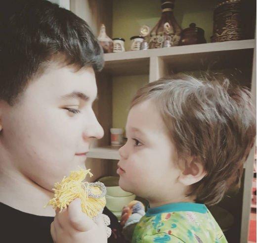 Макарские мечтают о третьем ребенке