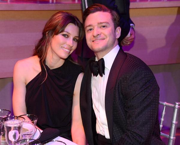 Джастин Тимберлейк и Джессика Бил станут родителями во второй раз
