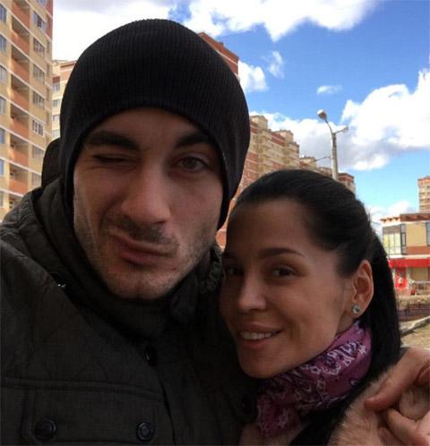 Юлия и Тигран Салибековы переехали в новую квартиру