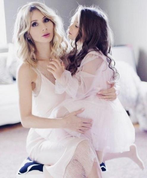 Светлана Лобода вернулась к дочке, чтобы отметить День Рождения