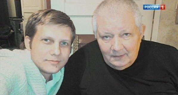 Борис Корчевников тяжело пережил смерть отца