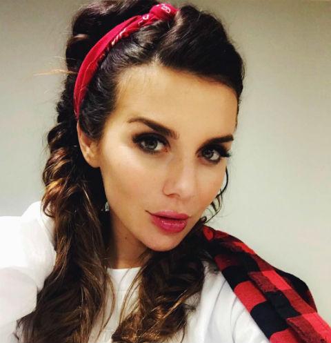 Беременная Анна Седокова страдает из-за проблем с памятью