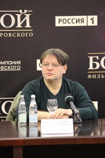 Создатели фильма «Большой» представили картину в Москве