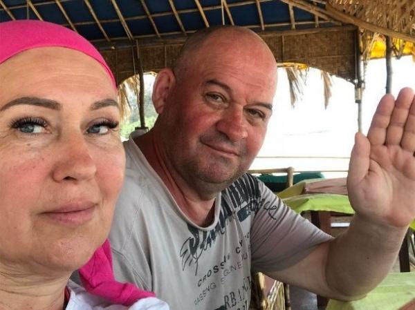 Экс-звезда Дом-2 Татьяна Африкантова высмеяла пару на отдыхе в Индии