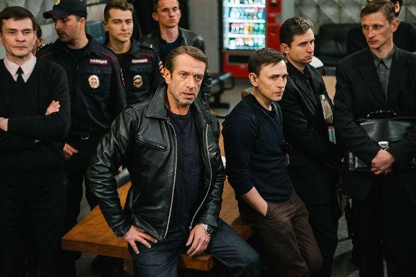 Сериал «Налет»: Машков, Шведов, Паль и Ильяшенко в новом детективе