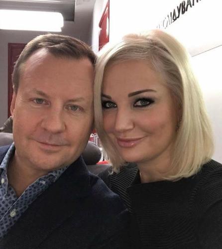 Мария Максакова дала отпор бывшей жене Дениса Вороненкова