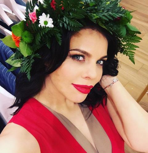 Беременную Анастасию Стоцкую атаковала разлучница